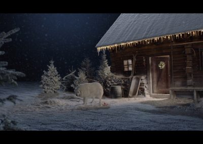 COOP JEDNOTA _CHRISTMAS TV COMMERCIAL